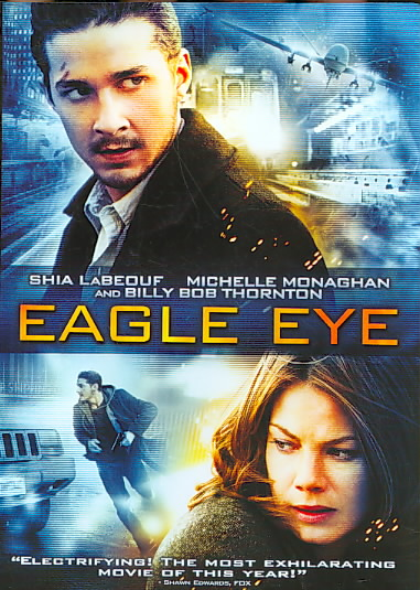 EAGLE EYE BY LABEOUF,SHIA (DVD)